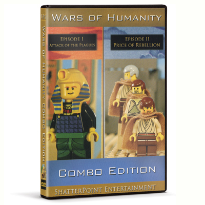 Wars of Humanity Combo DVD