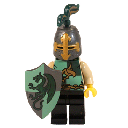 Crusader - Green