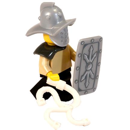 Andabatae Gladiator - Steel