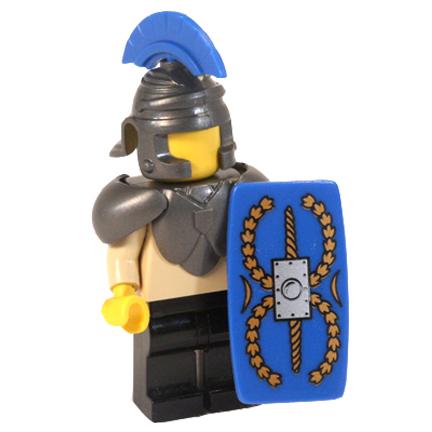 Roman Legionnaire - Blue