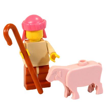 Shepherd - Pink