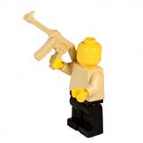 Military Rifle - Tan