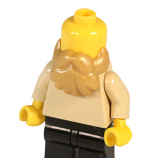 Dwarf Beard - Blonde